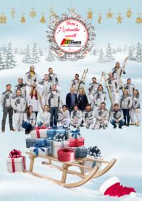 Frohe Weihnachten wünscht das Team von Farben Lechner Kurt
